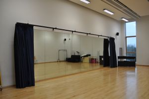 ballet barre company dance studio mirrors gym mirrors mobile